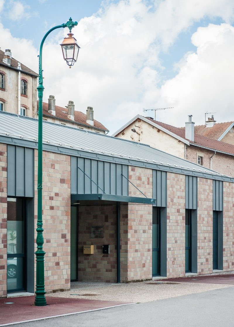 AGENCE D'ARCHITECTURE RABOLINI-SCHLEGEL & ASSOCIÉS