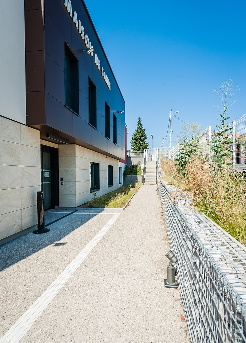 AGENCE D'ARCHITECTURE RABOLINI-SCHLEGEL & ASSOCIÉS - NANCY
